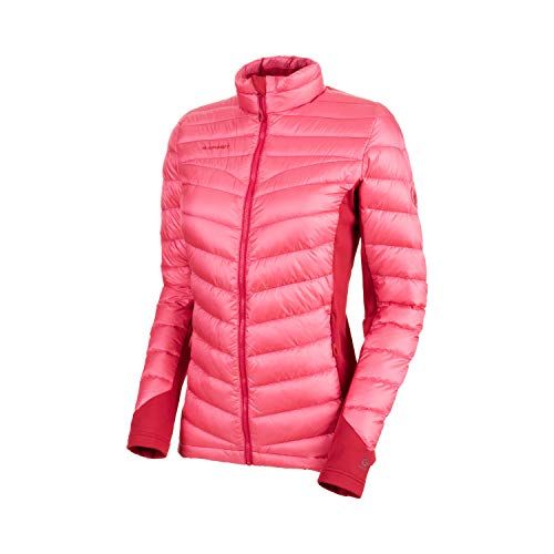 Mammut Damen Flexidown Daunen-Jacke, Dragon Fruit-Scooter, S
