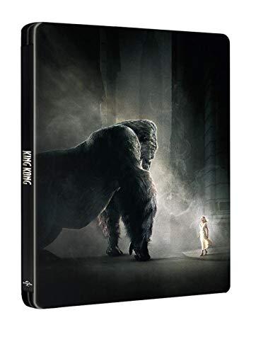 Big Save! King Kong (2005) [Exclusive Blu-ray Steelbook]