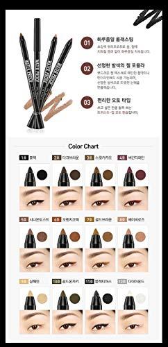 [New] ARITAUM IDOL Waterproof Eye Pencil 0.5g/アリタウム アイドル ウォータープルーフ アイ ペンシル ...