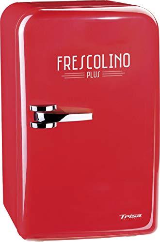 Trisa Frescolino Plus Kühlschrank EEK: A+ (A+++ - D) 17l Standgerät Rot