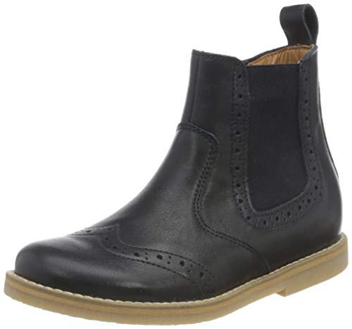 Froddo Unisex-Kinder G3160119 Child Chelsea Boot, Dark Blue, 33 EU