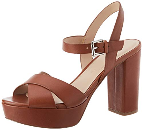 Aldo Platina, Scarpe décolleté Donna, Medium Brown, 39 EU