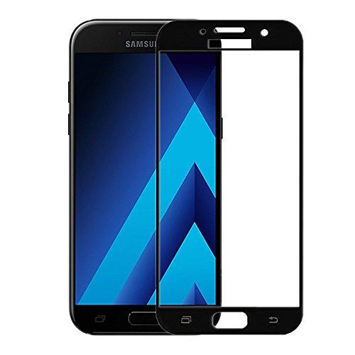 Protector de pantalla de cristal templado para Galaxy A5 2017, 2 unidades,...