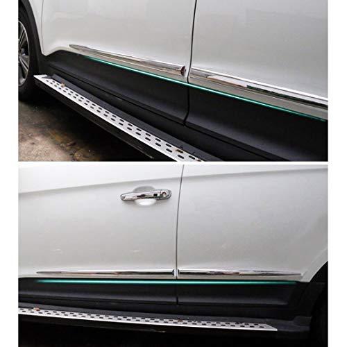 41b3ihYO8gL - Wei Hongyu Auto-Außen-Zubehör, 4 Stück Universal-Autotür-Schutzstreifen