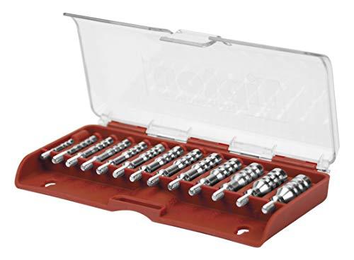 Tipton Unisexe Ultra JAG Lot de 17–45 ACP, Rouge, 12 pièces