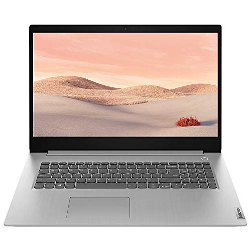 Lenovo IdeaPad 17.3 HD+ Laptop (2021 Latest Model), 10th Gen Intel Core i3-1005G1 Processor (Up to 3.40 GHz), 20GB DDR4 RAM, 256GB PCIe SSD, Fingerprint Reader, Webcam, HDMI, Bluetooth, WiFi, Win 10