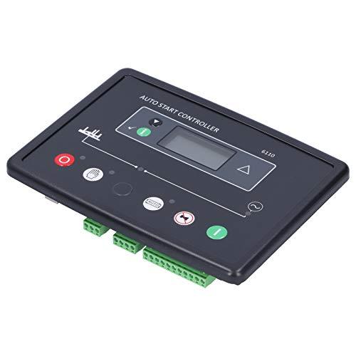 Kadimendium Controller, Wasserbeständigkeit Komfortabler LCD-Generator-Controller Hochsicherheits-Generator-Automatik-Controller für PC