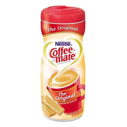 Coffee-mate Original Flavor Powdered Creamer, 11 oz, Case of 2