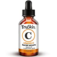 TruSkin Vitamin C Serum for Face, Anti Aging Serum with Hyaluronic Acid, Vitamin E, Organic Aloe Ver...