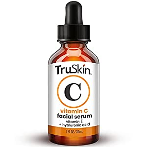 ANTI AGING FACE SERUM - Vitamin C blends with Botanical Hyaluronic Acid, Vitamin E, Witch Hazel, and Jojoba Oil in an anti aging, skin brightening formula designed to improve wrinkles and dark spots OUR CUSTOMERS KNOW BEST - Don't just take our word ...