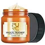PURC Magical Hair Treatment Mask, Advanced Molecular Hair Roots Treatment Professtional Hair Conditioner, 5 Seconds to...