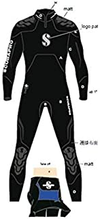 Scubapro Men's EverFlex Steamer 7mm Wetsuit