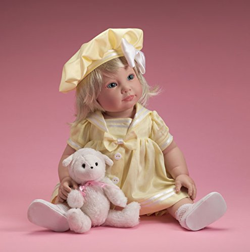 """AT8401 EFFANBEE Sunshine Sailor 18"""" Baby Button Nose Outfit MINT IN BOX NO DOLL"""