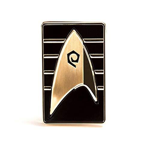 Quantum Mechanix QSTR147 Star Trek: Insignia de cadete Discovery, Multi