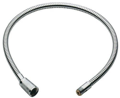 Grohe 46104000, Tubo Doccia Flessibile, in Metallo, 1/2' x M15 x 860 mm, Cromo