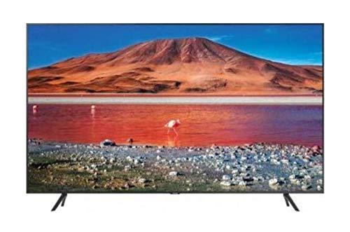 TV 50' SAMSUNG 4K ULTRA HD SMART TV BLUETOOT LAN DLNA DVT2 DVBS2 HDR10+ AIRPLAY BLACK EUROPA