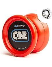 YoyoFactory One Yo-yo (De Principiante a Profesional, Cuerda e Instrucciones Incluidas)