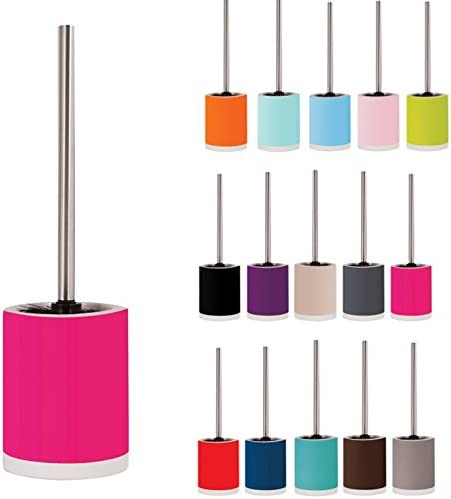MSV Toilet Brush Free shipping on posting reviews Fuchsia In stock 0