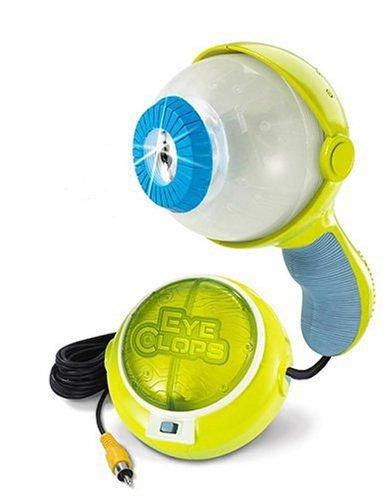 Jakks EyeClops Bionic Eye Multizoom, Green
