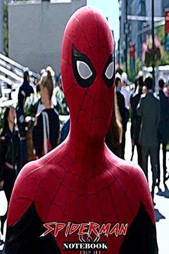 Spiderman: Friendly Neighborhood Superhero ; Marvel Avengers Themed Gift Notebook Journal 6 x 9 inches