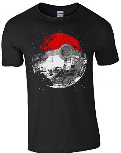 GILDAN - T-shirt - Homme Noir Noir