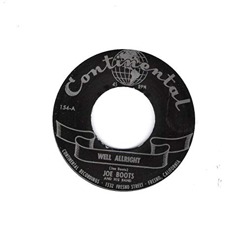 Squeeze Me - I Don't Want Nobody But You 7inch, 45rpm