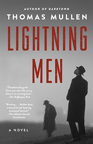 Lightning Men: A Novel (The Darktown Series Book 2)