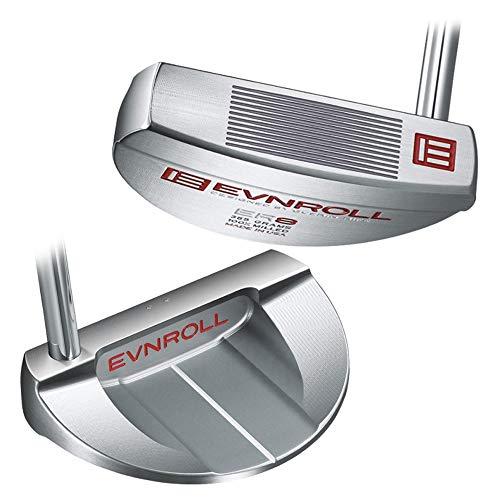 Evnroll Golf- ER8 Tour Mallet Putter 35'