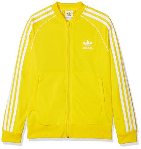 Chaqueta Adidas amarilla
