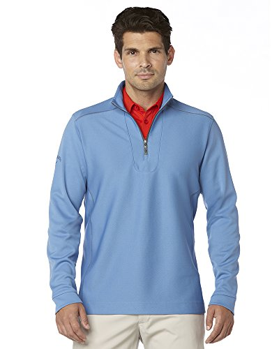 Callaway Men's Mid-Layer Pullover, Riviera Blue, XX-Large