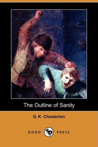 Image OfThe Outline Of Sanity (Dodo Press)
