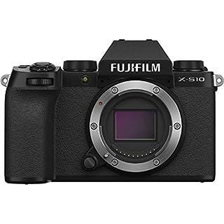 Fujifilm X-S10 Mirrorless Camera Body- Black, X-S10 Body- Black (B08KYH5Q24)   Amazon price tracker / tracking, Amazon price history charts, Amazon price watches, Amazon price drop alerts