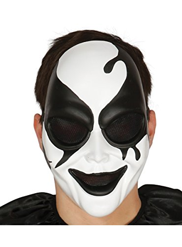 Guirca Fiestas GUI2778 - Killer Harlekin Maske