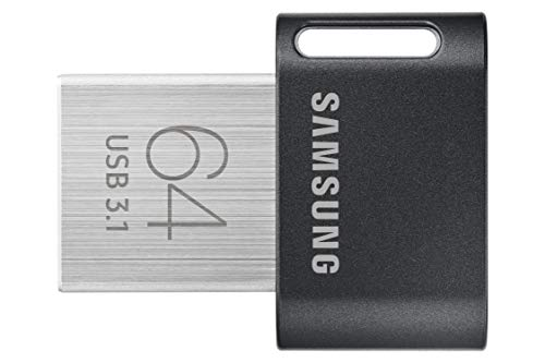 Samsung FIT Plus 64GB Typ-A 300 MB/s USB 3.1 Flash Drive (MUF-64AB/APC)