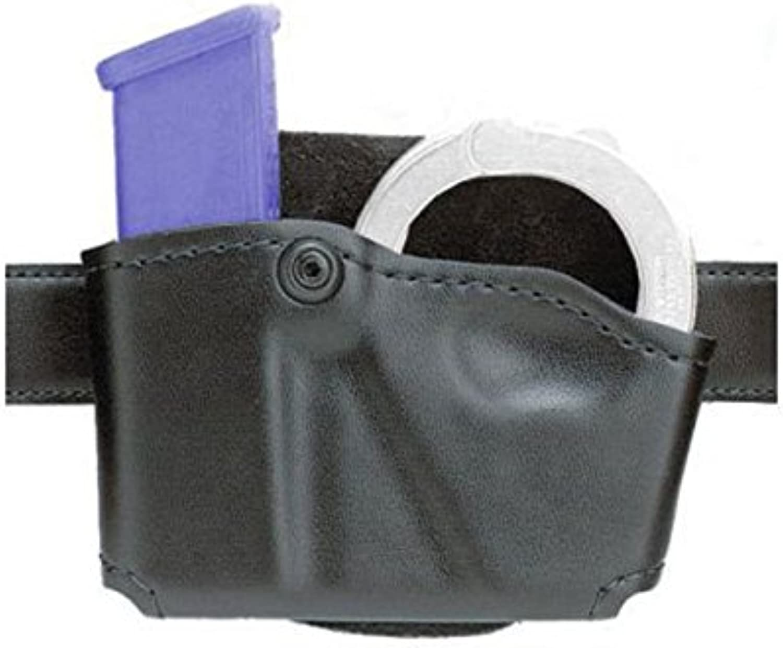 Safariland 573 Concealment Magazine Holder, Paddle, Single w Cuff Pouch  STX Tactical 57376131