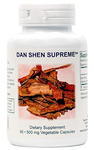 Supreme Nutrition Dan Shen Supreme, 90 caps