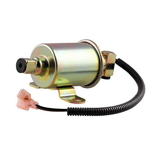 DollaTek Surtidor de Gasolina eléctrico Resistente de Gasolina sólida de Metal de Cobre con Tubo de plástico Estirable