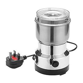 Xpork Coffee Grinding Blender Electric Coffee Grinder 220V Beans Spice Nut Grinder Household Bean Nut Matte Grinding…