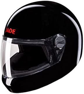 Studds Premium Jade Helmet in Black