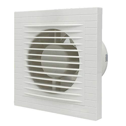 Ventilación Extractor Ventilador De Escape Silencioso De 120 Mm Conducto De Baño Potente Volumen De Aire De 5 Pulgadas: 50 M3 / H, Ruido: ≤34dB (A),