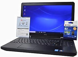 ノートパソコン 【Office搭載】 DELL Latitude E5540 第4世代 Core i5 4210U HD 15.6インチ 4GB/320GB/DVDマルチ/テンキー付フルキーボード/Windows 10 Wi-Fi対応無線LAN...