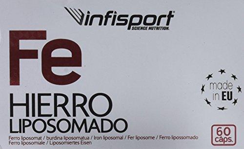 Infisport Fe Hierro Liposomado - 60 Cápsulas