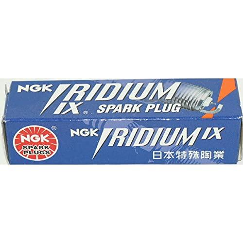 NGK ( エヌジーケー ) イリジウムIXプラグ (ターミナル:ポンチカシメ)1本 【4797】BPR8EIX スパークプラグ