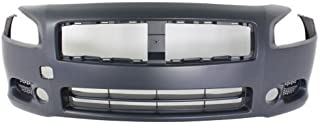 Go-Parts - OE Replacement for 2009 - 2014 Nissan Maxima Front Bumper Cover 62022-9N00H NI1000258 Replacement For Nissan Maxima