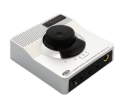Syba USB 24 Bit 96 KHz DAC Digital to Analog Headphone Amplifier 2 Stage EQ Digital / Coaxial Output and RCA Output SD-DAC63057, information not available