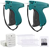 2206 Pieces Clothes Tagging Applicator Set 2 Pieces Tagging Gun for Clothing with 4 Pieces Needles, 2000 Pieces Standard Tagging Gun Fasteners, 200 Pieces Price Tags for Boutiques, Store, Markets