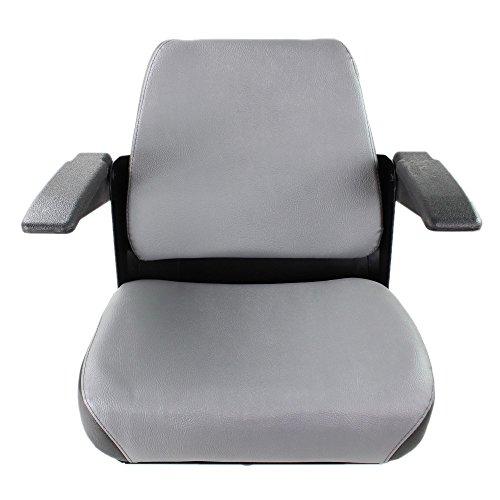 E-K3271-56114 DirectFit Seat for Kubota Zero Turn Mower -  Aftermarket