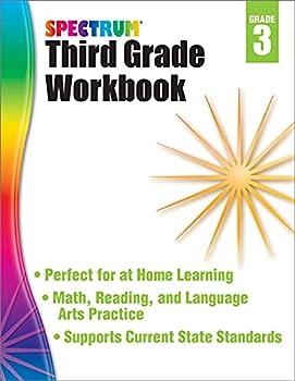 third grade math workbook
