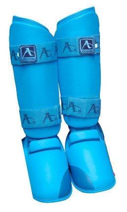 Karate Schien blau Größe S