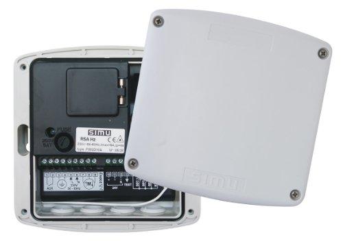Simu RSA Hz Empfänger Garagentorsteuerung für Rolltore Garagentore und Standardmotoren